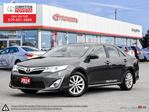 2014 Toyota Camry XLE Competition Certified, One Owner, No Accidents, Toyota Serviced in London, Ontario