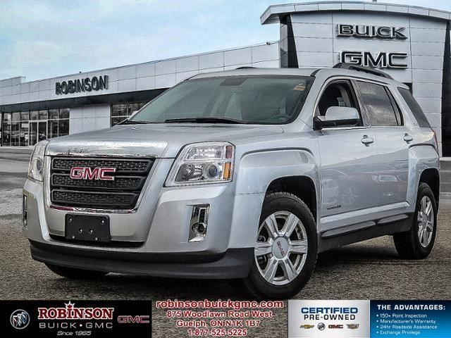 2015 gmc terrain sle silver robinson buick gmc ltd. Black Bedroom Furniture Sets. Home Design Ideas