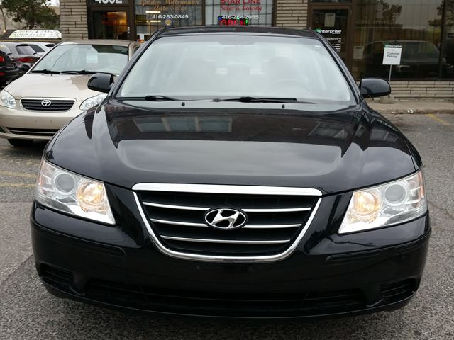 2009 hyundai sonata gl 4 cylinder low km scarborough. Black Bedroom Furniture Sets. Home Design Ideas