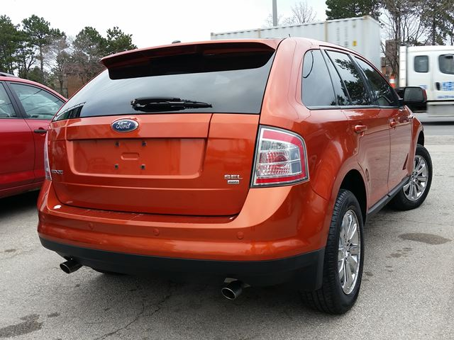 2007 ford edge sel on sale for limited time scarborough. Black Bedroom Furniture Sets. Home Design Ideas