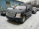 2004 Cadillac Escalade DVD,Leather,7 passangers in Bolton, Ontario