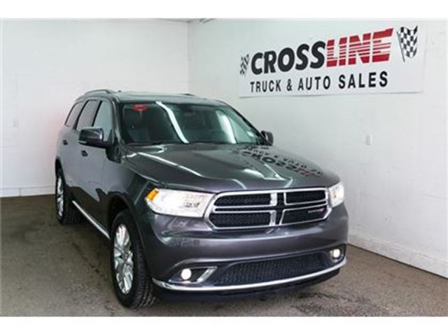 2016 dodge durango limited grey crossline yellowhead. Black Bedroom Furniture Sets. Home Design Ideas