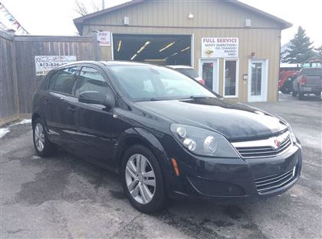 2008 saturn astra xe ottawa ontario used car for sale 2659491. Black Bedroom Furniture Sets. Home Design Ideas