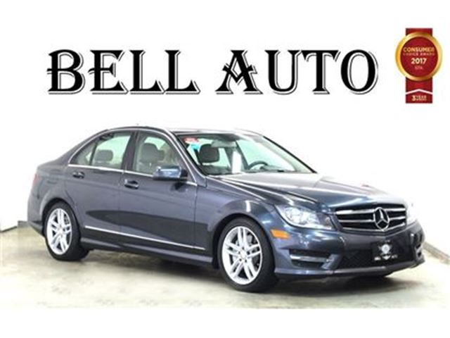 2014 mercedes benz c class c300 4matic sunroof leather for Mercedes benz payment calculator