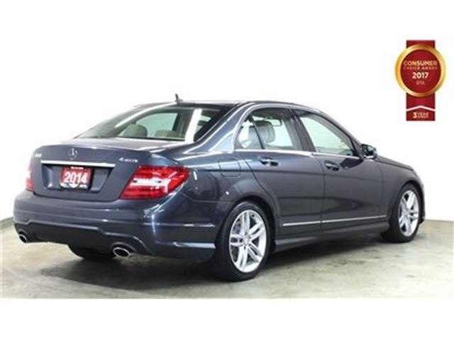 2014 mercedes benz c class c300 4matic sunroof leather for 2014 mercedes benz c300