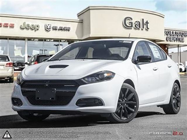 2016 dodge dart gt sport x company demo sun sound group cambridge ontario used car for sale. Black Bedroom Furniture Sets. Home Design Ideas