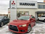 2015 Mitsubishi Lancer SE -  Interest rates from 0.99% in Markham, Ontario