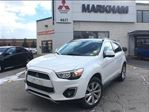 2015 Mitsubishi RVR SE Limited -  Interest rates from 0.99% in Markham, Ontario