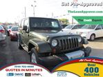2011 Jeep Wrangler Unlimited Sahara   4X4   LEATHER   2 TOPS   HEATED SEATS in London, Ontario