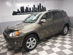 2010 Toyota RAV4 Limited V6 w/ Leather Package in Calgary, Alberta