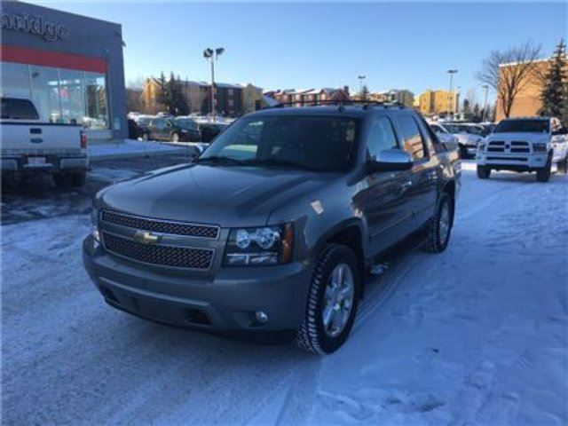 2007 chevrolet avalanche 1500 ltz leather heated seats. Black Bedroom Furniture Sets. Home Design Ideas
