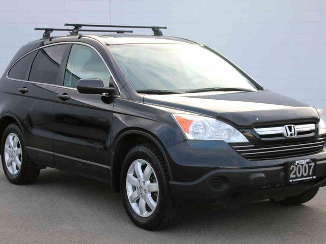 2007 honda cr v ex black auto loan kelowna. Black Bedroom Furniture Sets. Home Design Ideas