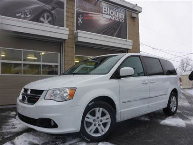 2016 Dodge Grand Caravan Crew - Sainte-Marie, Quebec Used Car For Sale - 2659094