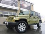 2013 Jeep Wrangler Unlimited Sahara in Sainte-Marie, Quebec