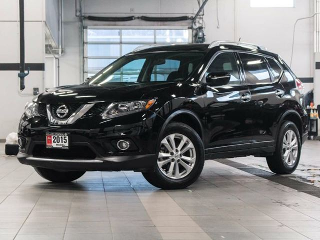 2015 nissan rogue sv awd kelowna british columbia used car for sale 2659104. Black Bedroom Furniture Sets. Home Design Ideas
