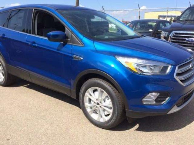 2017 ford escape se edmonton alberta used car for sale 2660018. Black Bedroom Furniture Sets. Home Design Ideas