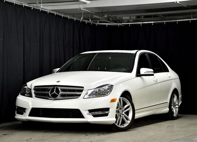 2013 mercedes benz c class c300 4matic ensemble sport for 2013 mercedes benz c300