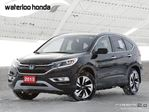 2015 Honda CR-V Touring ARRIVING DECEMBER 9th...Back Up Camera, Navigation, and More!!! in Waterloo, Ontario