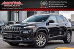 2016 Jeep Cherokee Limited 4x4 SafetyTec,Tech,Luxury Pkgs R-Start Htd/VntdFrontSeats 18Alloys  in Thornhill, Ontario