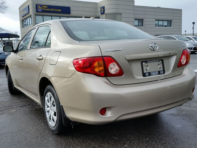 used 2010 toyota corolla ce brantford. Black Bedroom Furniture Sets. Home Design Ideas
