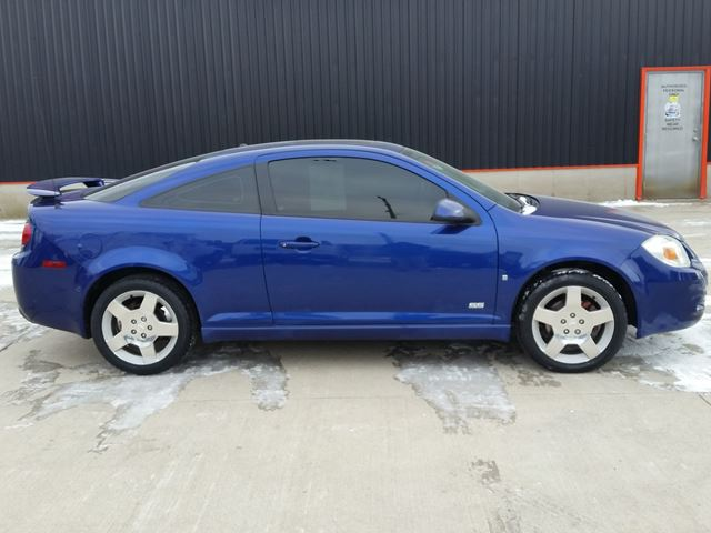 2006 chevrolet cobalt ss 5spd blue len 39 s automotive. Black Bedroom Furniture Sets. Home Design Ideas