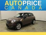 2012 MINI Cooper Countryman AUTO PANORAMIC ROOF LEATHER in Mississauga, Ontario