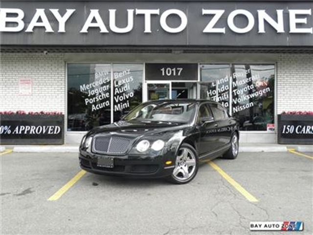 2006 BENTLEY CONTINENTAL W12 AWD+ CANADIAN VEHICLE in Toronto, Ontario