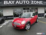 2007 MINI Cooper LEATHER INTERIOR+ PUSH BUTTON START+ PANORAMIC ROO in Toronto, Ontario