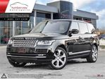 2015 Land Rover Range Rover 5.0L V8 Supercharged (LWB) in Mississauga, Ontario