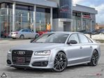 2016 Audi S8 4.0T Plus (Dynamic Package) in Mississauga, Ontario