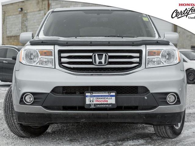 2015 honda pilot touring orangeville ontario used car. Black Bedroom Furniture Sets. Home Design Ideas