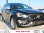 2015 Volvo XC60 T6 R-Design Platinum - LOCAL ONE OWNER TRADE IN | NO ACCIDENTS | 3M PROTECTION APPLIED | 2 SETS OF RIMS AND TIRES | FACTORY REMOTE STARTER | HEATED FRONT/REAR SEATS | HEATED STEERING WHEEL | LANE DEPARTURE WARNING | ADAPTIVE CRUISE CONTROL | TRAFFIC  in Edmonton, Alberta