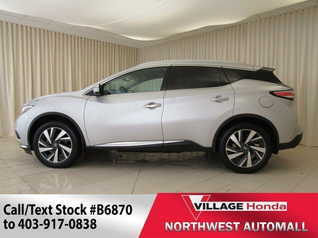 2016 nissan murano platinum awd calgary alberta used car for sale 2661211. Black Bedroom Furniture Sets. Home Design Ideas