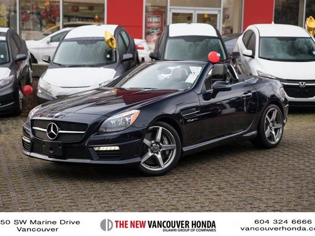 2012 MERCEDES-BENZ SLK-CLASS Roadster in Vancouver, British Columbia