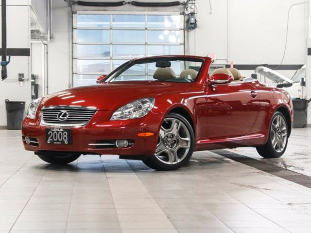 2008 lexus sc 430 rwd convertible kelowna british columbia used car for sale 2660501. Black Bedroom Furniture Sets. Home Design Ideas
