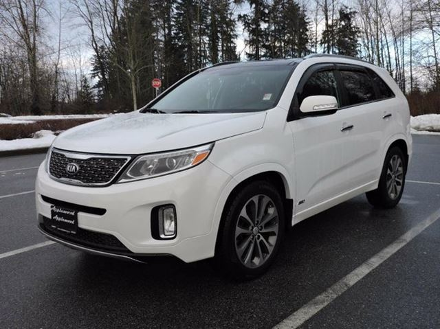2015 kia sorento sx 4dr all wheel drive surrey british columbia used car for sale 2660304. Black Bedroom Furniture Sets. Home Design Ideas