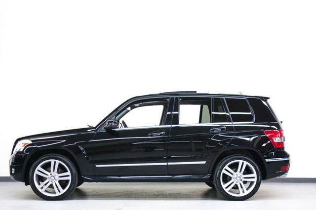 2010 mercedes benz glk class glk350 leather sunroof awd