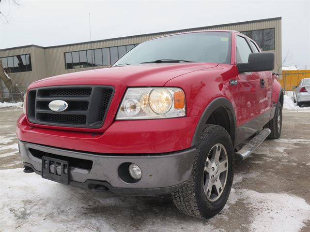 2006 ford f 150 stx supercab 4wd toronto ontario used car for sale 2660986. Black Bedroom Furniture Sets. Home Design Ideas