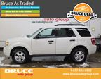 2011 Ford Escape XLT 2.5L 4 CYL 5 SPD MANUAL FWD in Middleton, Nova Scotia