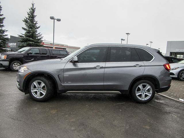 2014 bmw x5 xdrive35i xline ottawa ontario used car for sale 2660165. Black Bedroom Furniture Sets. Home Design Ideas