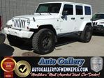 2013 Jeep Wrangler Unlimited Sahara 4x4*Lift/Nav in Winnipeg, Manitoba
