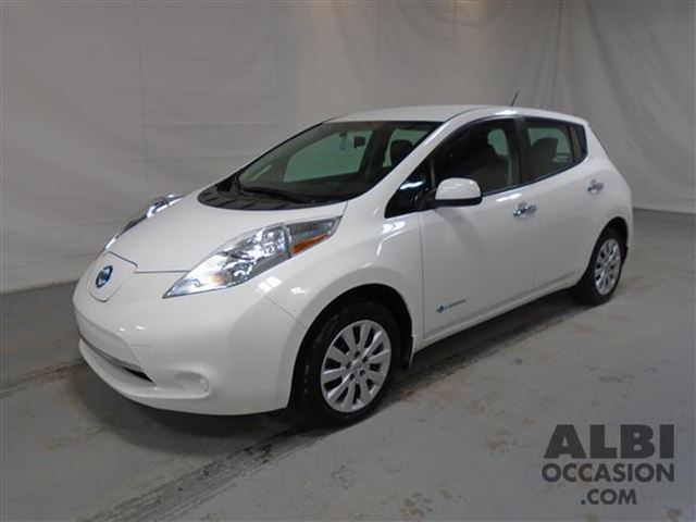 2015 nissan leaf s mascouche quebec used car for sale. Black Bedroom Furniture Sets. Home Design Ideas