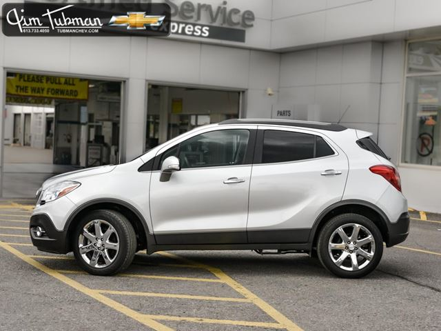 2016 buick encore leather ottawa ontario used car for sale 2660883. Black Bedroom Furniture Sets. Home Design Ideas