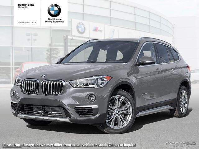 2017 bmw x1 xdrive28i oakville ontario used car for sale 2660894. Black Bedroom Furniture Sets. Home Design Ideas
