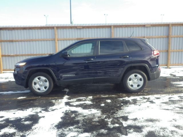 2014 jeep cherokee sport blue haldimand motors. Cars Review. Best American Auto & Cars Review