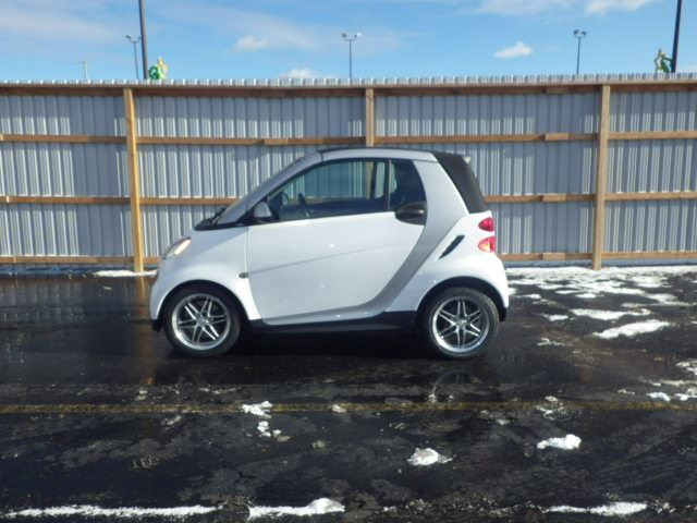 2013 Smart Fortwo Passion Cabriolet Cayuga Ontario Used
