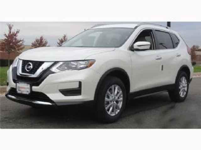 2017 nissan rogue sv fwd special edition white lease. Black Bedroom Furniture Sets. Home Design Ideas