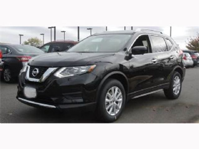 2017 Nissan Rogue Sv Awd Black Lease Busters Wheels Ca