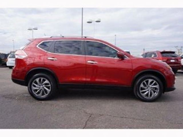 2015 nissan rogue sl awd premium red lease busters. Black Bedroom Furniture Sets. Home Design Ideas