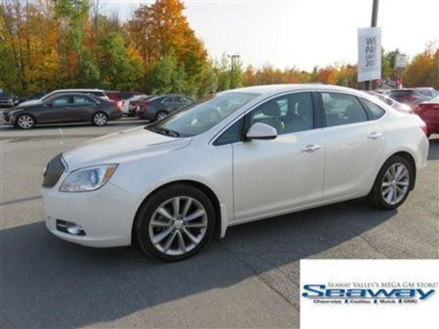 2014 buick verano leather cornwall ontario used car for sale 2660130. Black Bedroom Furniture Sets. Home Design Ideas